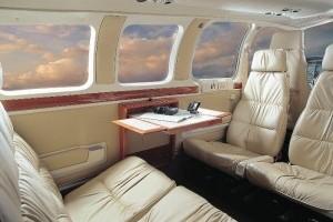 Air Taxi Charter - Baron58