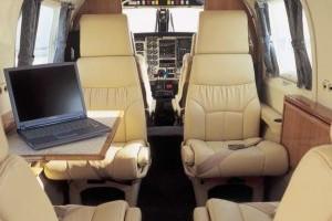 Air Taxi Charter - Cheyenne PA42`