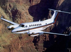 Air Taxi Charter - King Air 350
