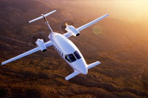 P180 - Air Taxi Charter