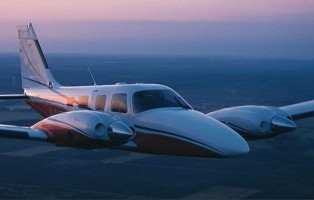Air Taxi Charter - Seneca PA34