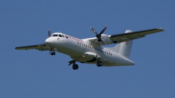 ATR 42 Private Charter Aircraft