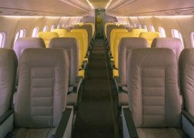ATR 42 Private Charter Aircraft Interior