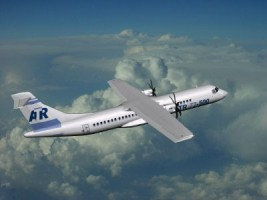 ATR 72 Private Charter Aircraft