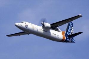 Fokker 50 Charter Turboprop