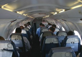 Jetstream 41 Charter Turboprop Interior