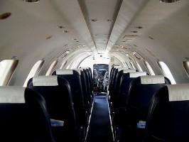 Metroliner Charter Plane