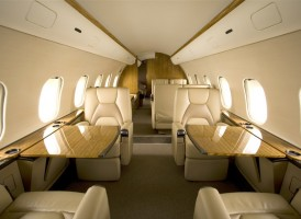 Global 5000 Private Charter Jet