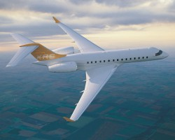 Global Express XRS Private Jet