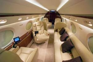 Gulfstream G550 Executive Jet