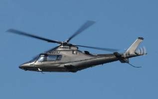 Agusta 109 Charter Hire Helicopter