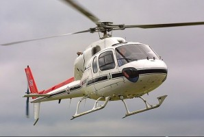 Twin Squirrel Charter Helicopter