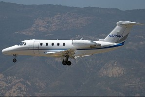 Private Charter Jet - Citation III