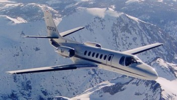 Private Charter Jet - Citation Ultra