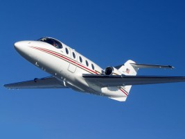 Jet Charter on Hawker 400XP
