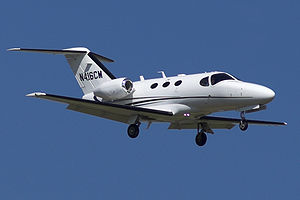 Business Jet - Citation Mustang