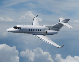 Hawker 800 Private Jet Aircraft