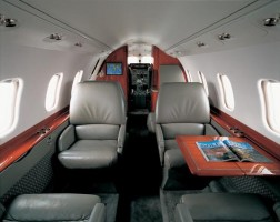 Lear 60 Interior Jet Charter