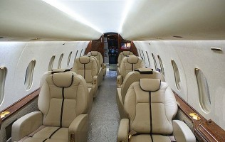 Dornier 328 Charter Jet Interior