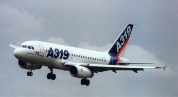 Airbus A319 Charter