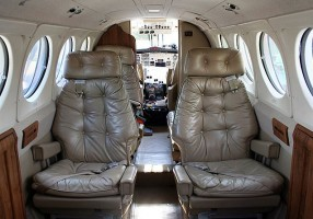 Charter Aircraft - Kingair 200