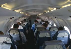 Jetstream 41 Charter Turboprop Interior