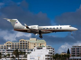Gulfstream G200 Executive Jet