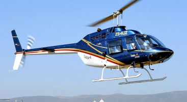 B206 Charter Hire Helicopter