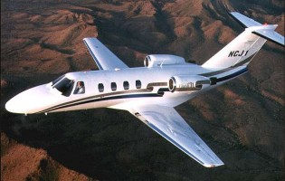 Business Jet - Citation CJ1
