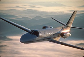 Private Charter Jet - Citation II