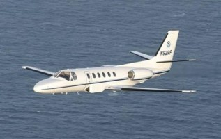Private Charter Jet - Citation I