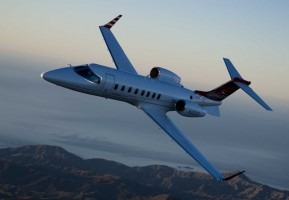 Jet Charter on Learjet 45