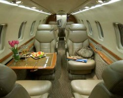 Private Charter Jet - Learjet 45