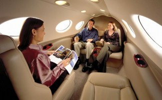 Jet Charter on Citation Mustang