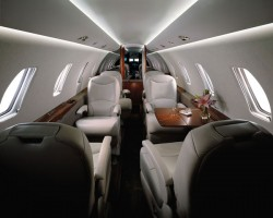 Citation XLS Aircraft Interior