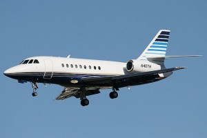 Falcon 2000 Corporate Jet