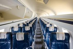 Embraer 145 Charter Jet Interior