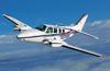 Air Charter Baron - B58